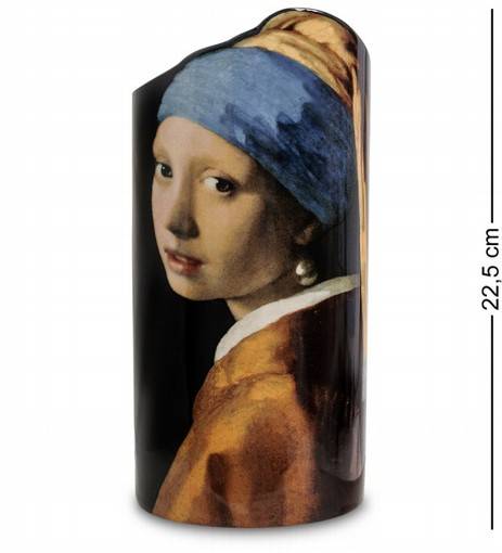 pr-SDA13 Ваза The Girl with the Pearl Earring Ян Вермеер 107981